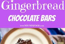 Desserts chocolate
