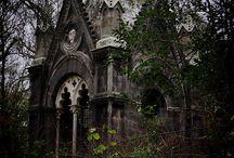 Churches ruins