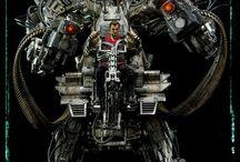 Mech Robot SciFi