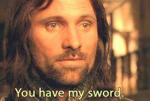 Tolkien, my hero!