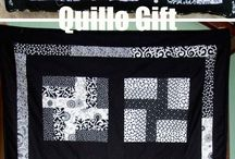 Monochrome quilt / .? For Joel n Ali