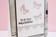 Grateful Bunch Card Ideas / by Laurie Graham: Avon Rep