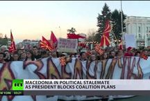 Σε πολιτικό αδιέξοδο η ΠΓΔΜ, τέσσερις μήνες μετά τις πρόωρες εκλογές