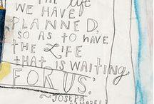 words / by Marya Grant