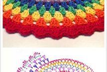 Mándalas a crochet