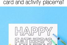 Mother's/father's day ideas