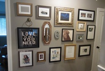 Hallway Ideas / by Ashley Lyon