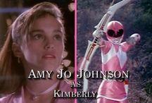 Pink Ranger(Kimberly)