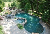 Pools, Ponds & Outdoor Spaces