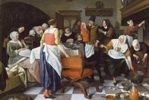 Steen, Jan   (1626-1679)