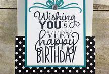 Stampin' Up! Big On Birthdays