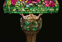 Lead light / Tiffany lamp