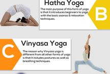 Yoga/Pilates / by Katie Isenhour
