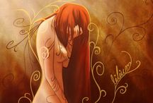 """Elfen Lied / ~~~Lucy~~~                                                                                                                       """"When you're miserable you need to make someone even more miserable than you to feel good about yourself"""""""