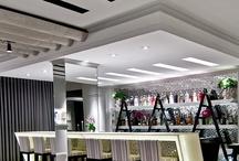 Balaroti Diamond Bar - Casa Cor SC 2013 / Balaroti Dimaond Bar - Casa Cor SC SC, projetado pela arquiteta Mariana Pesca. O ambiente recebeu o Prêmio Menção Honrosa da mostra na categoria MELHOR PROJETO COMERCIAL.