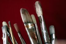 Art Studios & Spaces / Spaces and concepts for art-making that inspire me