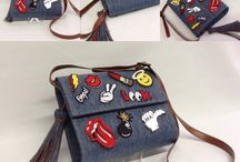 Bag patches