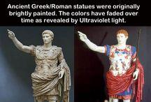 Mythology / Greece and Rome / by Shannon Novak
