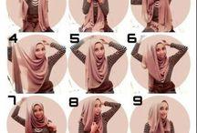 tutorial hijab1