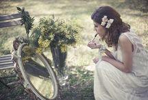 Novia en blanco y negro / vestidos de novia #laputasuegra #sarao