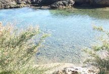 mare  / alcuni posti tra Bari e Brindisi  sud Italia