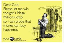 When I win lotto