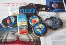 galletas del espacio