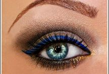 Eye makeup / by Nelly Noah