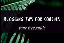 Lifestyle Blogging Tips / Blogging Tips, How To's, Blog Post Ideas, and other blogging resources for health blogs, fitness blogs, lifestyle blogs, health coaches, wellness, etc. | blogging, blogging tips, blogging tutorials, blog, blogging for beginners, new blogger, wordpress, social media, twitter, instagram, pinterest, facebook, earn money blogging, email marketing, content marketing, blog traffic, seo, work from home