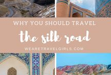 Central Asia Travel Guide / Traveling to Central Asia can be quite daunting, not many information about the travel in these countries. But they have such interesting culture and beautiful nature as well. The countries include: Kazakhstan, Uzbekistan, Kyrgyzstan, Tajikistan, Turkmenistan