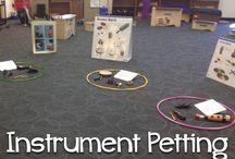 instrument family activities