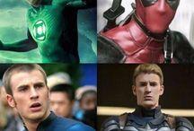 Superheroes Funs