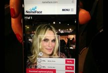 NameFace Celebrities / Photos of public figures, celebrities, socialites, actors, musicians and athletes identified by NameFace