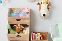 Playroom organization / Smart ways to organize toys and playrooms