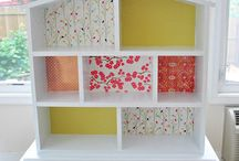 doll house / diy, ideas, inspirations, doll furniture, accessories