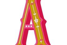 design * typography / by Mikaela Ehly