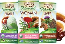 MycoBotanicals™ from Host Defense® / MycoBotanicals™ are the new Host Defense formulas featuring carefully-selected herbs to complement specific mushrooms for a powerful impact on targeted body systems. Only organically-grown herbs accompany Host Defense Organic Mushrooms, delivering the perfect blend from both kingdoms in one convenient formula.