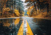 Landscapes Roads / #landscape #roads #road #carretera #carreteras #sky #nature
