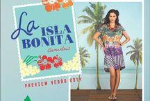 Elementais | Preview Verão 2014  - La Isla Bonita / Preview de verão 2014, La Isla Bonita.
