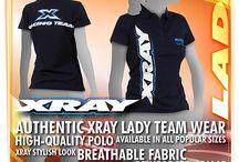 XRAY Teamwear