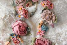 bloemen textiel