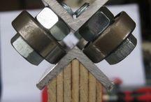 prowadnica metalowa