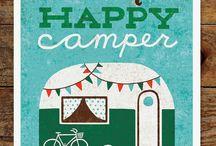 story HAPPY CAMPERS / #boy #kidsroom #happycampers