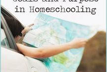 Homeschool Planning / planning tools and templates