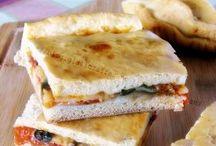 Pizze pane e focacce