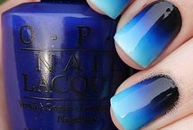opi royal blue