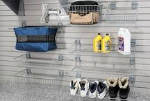 Garage Storage / Potomac Garage Solutions has been offering a wide variety of garage storage solutions for many years throughout the Maryland, Virginia and Washington DC areas with a high level of attention to detail, craftsmanship and professionalism.
