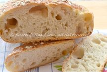 Ricette - PANE, PIZZA E FOCACCE / Pane, panini. Pizze. Pasta madre, preparazione e utilizzo. Lievito