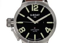 U-BOAT watches / The watches