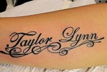 Naam tatoeages
